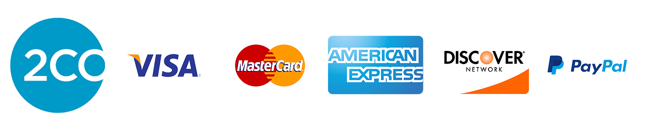 Payment method we accept